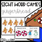 Find the Gingerbread Man {Sight Word Game}
