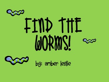 Find the Worms Number Recognition
