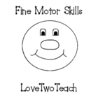 Fine Motor Skills and Activities for Little Learners