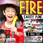 Fire Safety Activities Pack