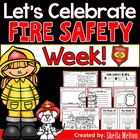 Fire Safety (NO PREP printables and Center Activities) Fir