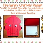 Fire Safety { Craftivity }
