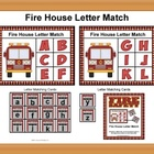 Fire Safety Letter Match