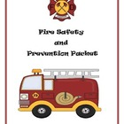 Fire Safety &amp; Prevention Packet