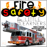 Fire Safety Week! {A Mini-Unit w/ Activities}