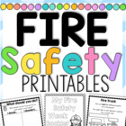 Fire Safety Week with Sparky the Fire Dog - Printables for
