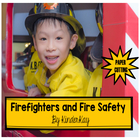 Firefighters and Fire Safety Literacy and Craftivity