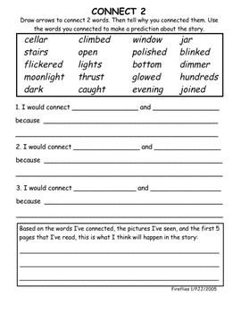 Fireflies Literature Unit