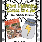 Fireflies: Patricia Polacco Story and Non-fiction text on