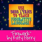 &quot;Firework&quot; by Katy Perry Song Lyrics Poetry Terms Figurati