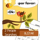 Firma, Por Favor! 2 Communicative Activities to Practice GUSTAR