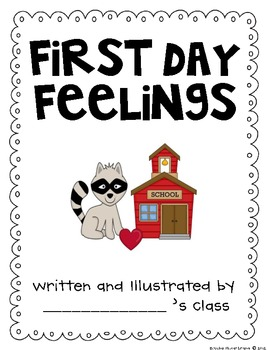 First Day Feelings: A Kissing Hand Book for Back to School
