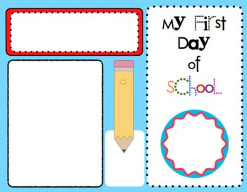 First Day of School Keepsake Certificates