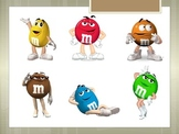 First Day of School M&M's Get to Know You