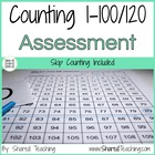 First Grade Assessment for Counting