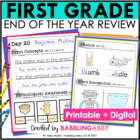 First Grade CCSS Check-Ups BUNDLE {Reading Foundational &