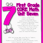 First Grade CORE Math Unit 7