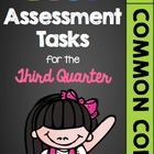 First Grade Common Core Math Assessment Tasks (Third Quarter)