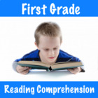 First Grade Reading Comprehension Pack - Common Core!