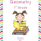 1st Grade Geometry Common Core Activities