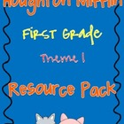 First Grade HM Theme 1  All Together Now Resource Pack