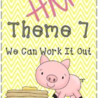 First Grade HM Theme 7 Resource Pack
