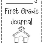 First Grade Journal Template
