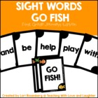 First Grade Journeys HFW Go Fish