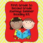First Grade Journeys Summer Reading Kit