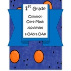 First Grade Math Common Core Games &amp; Activities