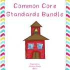 1st Grade Math Common Core Standards Practice Bundle