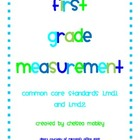 First Grade Measurement Unit
