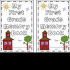 First Grade Memory Book