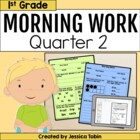 First Grade Morning Work or Homework for Common Core Set #