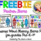 Word Work Activity