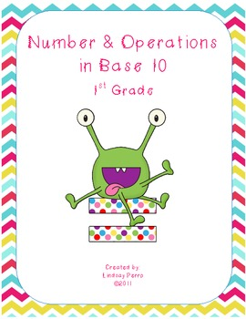 First Grade Number and Operations in Base Ten Student Practice