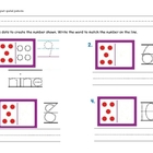 First Grade Spatial Patterns Worksheet