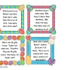 First Grade Story Problems for Easter