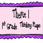 First Grade, Theme 1 Literacy By Design Graphic Organizers