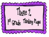 First Grade, Theme 2 Literacy By Design Graphic Organizers