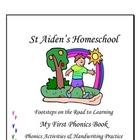 ~First Phonics~ Activity Book &amp; 52 Lesson Plans