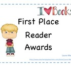 First Place Reader Award!