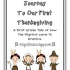 First Thanksgiving Printable Mini Book