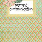 First Week Parent Communication Kit The Original