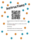 First Words for ESL and ELL students FREE Preview