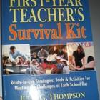 First-Year Teacher&#039;s Survival Kit