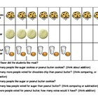 First grade math common core Graphing review