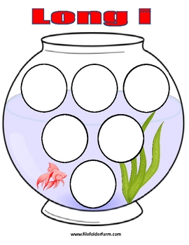 Fish Bowl Phonics - Longe/Short i