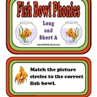 Fish Bowl Phonics - Short/Long A