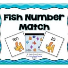 Fish Number Match